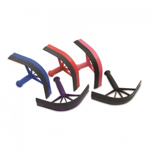 Plastic and Rubber Sweat Scraper from Shires Equestrian
