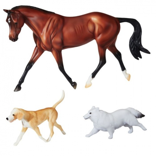 Breyer Traditional Protocol Horse Set