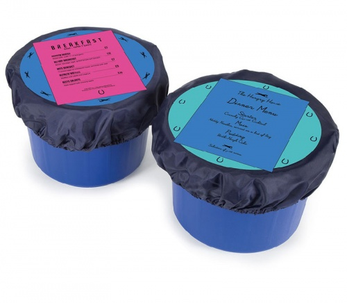 Bucket Covers Pack of 2 from Shires