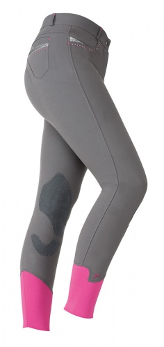 Bloomsbury Performance Breeches from Shires - Grey