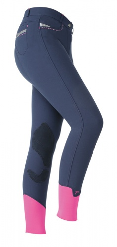 Bloomsbury Performance Breeches from Shires - Navy
