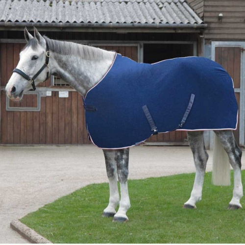 Wessex Fleece Cooler Rug from Shires Equestrian