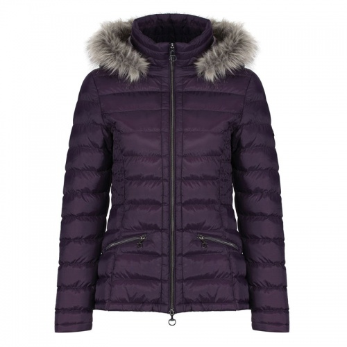 Equetech Ashridge Mulberry Quilted Jacket