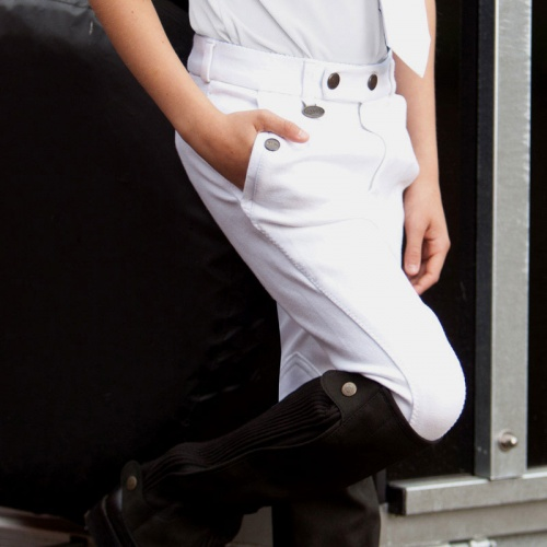 Boys Casual Breeches from Equetech