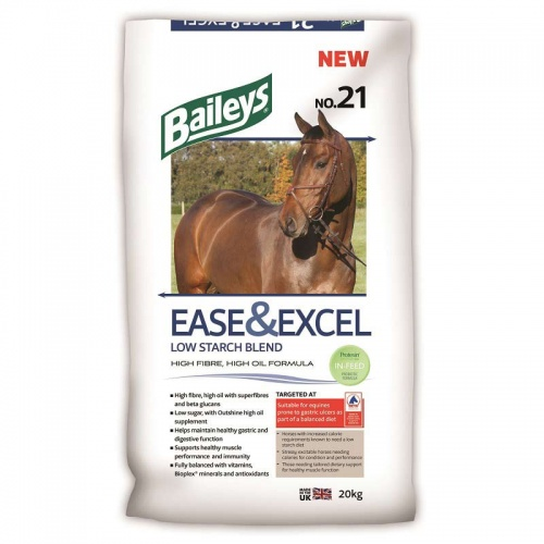Bailey's No. 21 Ease & Excel 20Kg