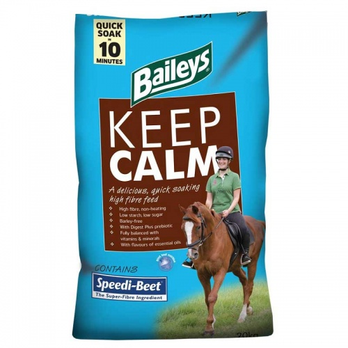 Bailey's Keep Calm 20Kg