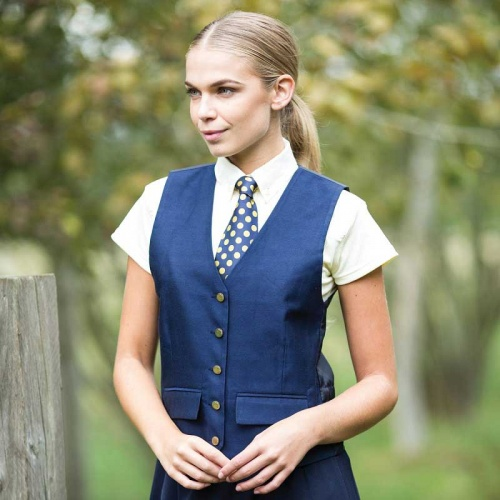 Classic Jacquard Waistcoat from Equetech