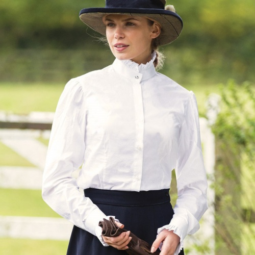 Frilly Show Shirt from Equetech
