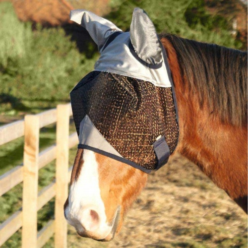 Standard, Ears Rip Stop Fly Mask Legacy