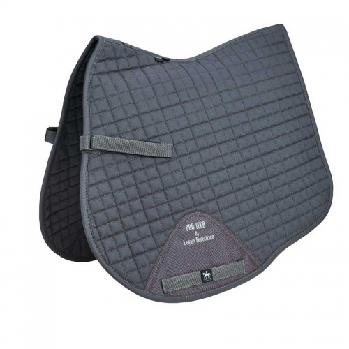 Legacy Pro-Tech GP Saddle cloth - Grey