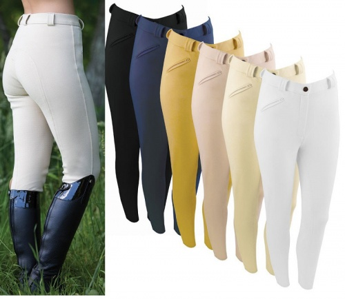 Grip-Seat Breeches from Equetech