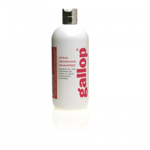 Gallop Stain Removing Shampoo 500ml from Carr Day Martin