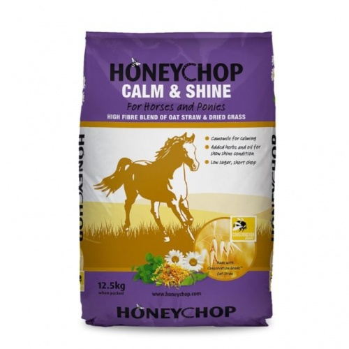 Honeychop Calm & Shine 12.5Kg
