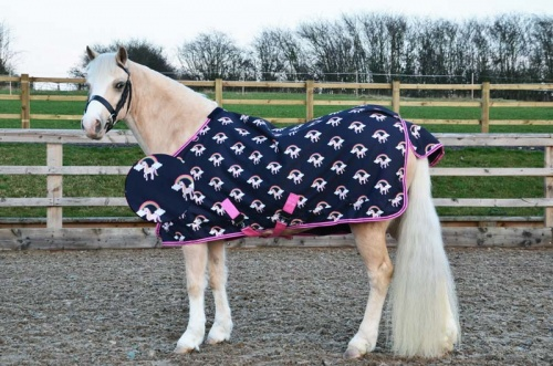 Hy Unicorn Lightweight Turn Out Rug