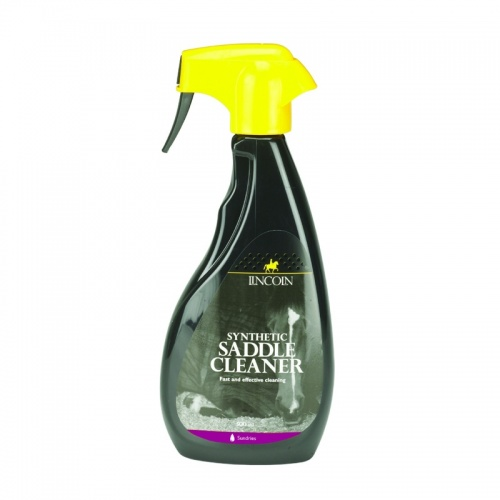 Synthetic Saddle Cleaner from Lincoln