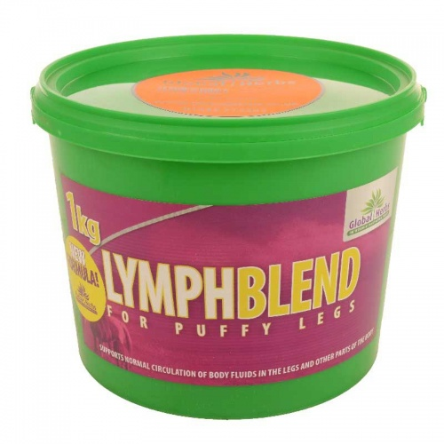 LymphBlend for Puffy Legs from Global Herbs