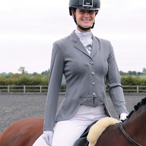 Moonlight Dressage Competition Jacket from Equetech