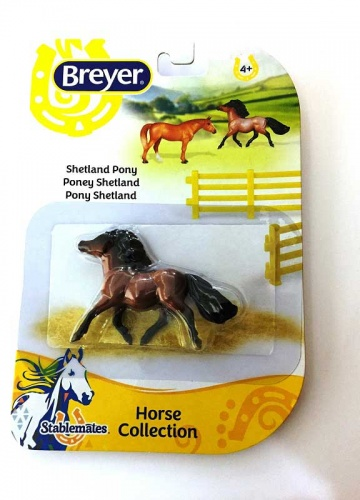 Breyer Stablemates Horse Collection Shetland Pony