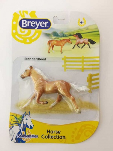 Breyer Stablemates Horse Collection Standardbred