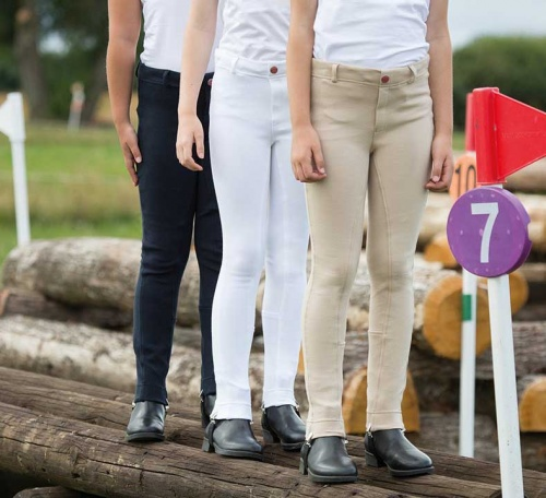 Childrens Pull On Jodhpurs from Bridleway Equestrian