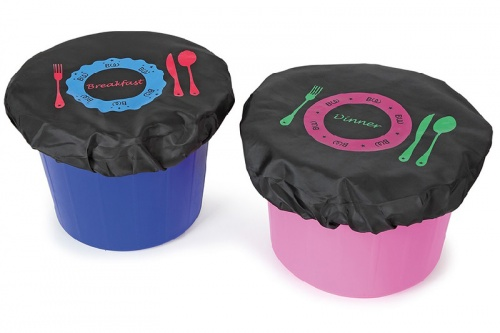 Bucket Covers Pack of 2 from Bridleway