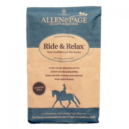Allen & Page Ride and Relax 20kg