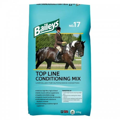 Bailey's No 17 Top Line Conditioning Mix 20kg