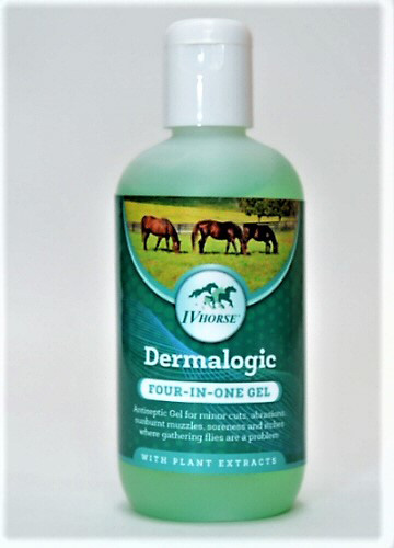 Dermalogic Four in One Antiseptic Gel from IV Horse