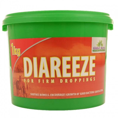 Diareeze horse Supplement from Global Herbs