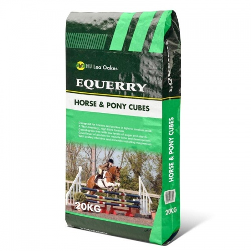 Equerry Horse and Pony Cubes 20Kg