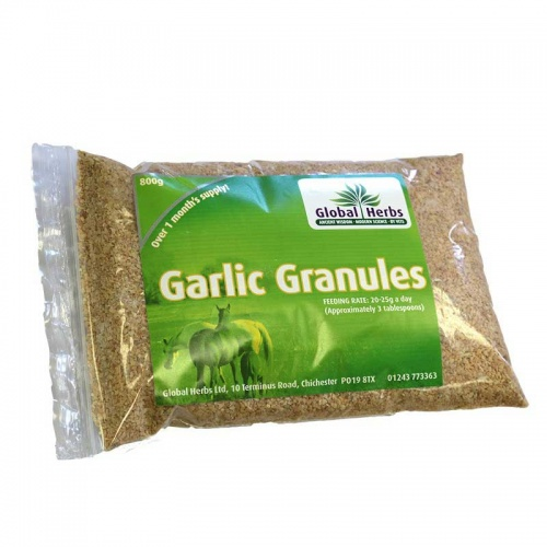 Garlic Granules from Global Herbs