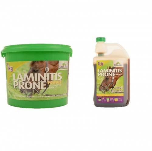 Laminitis Prone Supplement from Global Herbs