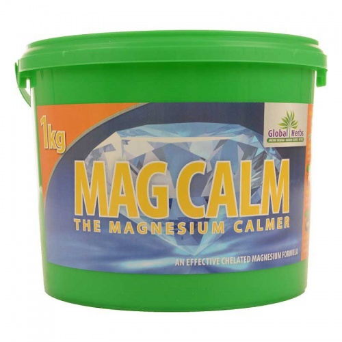 Mag Calm the Magnesium Calmer from Global Herbs