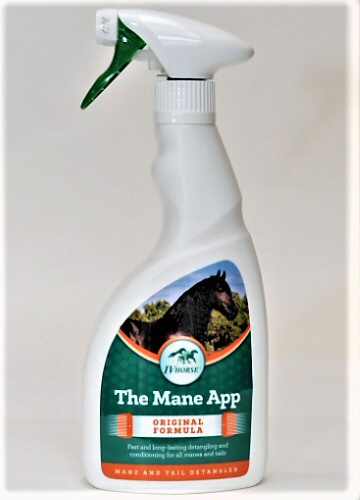 The Mane App Original Mane and Tail Detangler from IV Horse