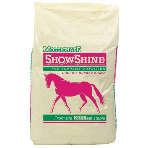 Mollichaff Showshine from Horsegage 12.5kg
