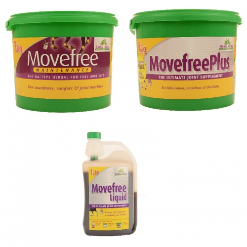 Movefree Supplement Global Herbs