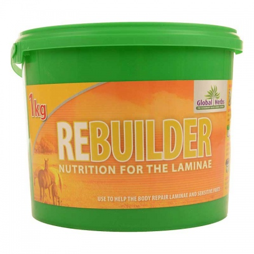 Rebuilder Nutrition for the Laminae by Global Herbs