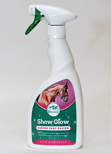 Show Glow Equine Coat Polish from IV Horse