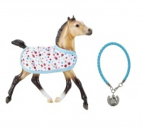Breyer Best Friends Collection Milo c/w Bracelet