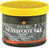 Neatsfoot Gel Soap from Lincoln