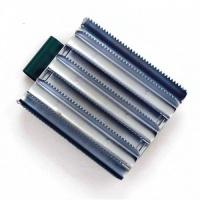 Military Metal Curry Comb from Lincoln