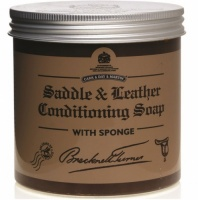 Brecknell Turner Leather Conditioning Soap from Carr Day Martin