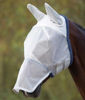 Durable Fly Mask with Ears from Shires Equestrian