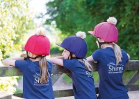 Pom Pom Hat Cover from Shires Equestrian