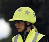 Equi-Flector Hat Cover from Shires