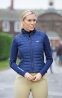Munich Ladies Quilted Waistcoat from Shires Equestrian