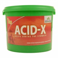 Acid-X Stomach Soother for Horses from Global Herbs
