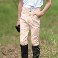 Boys Sports Breeches from Equetech