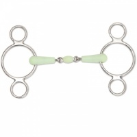 Equikind Peanut 2 Ring Gag from Shires Equestrian