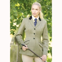 Foxbury Tweed Riding Jacket from Equetech